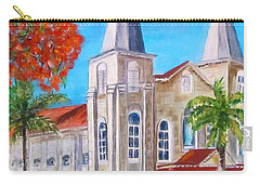 St. Mary's Catholic Church Key West Carry-all Pouch