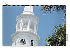 St. Michael's Carry-all Pouch by Ed Waldrop