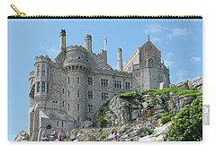 St Michael's Mount Castle II Carry-all Pouch by Helen Northcott