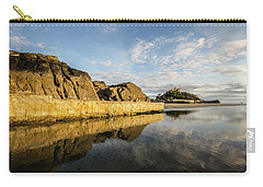 St Michaels Mount Cornwall  Carry-all Pouch