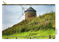 St Monans Landmark Carry-all Pouch by MaryJane Armstrong