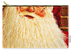 St. Nicholas Melting Canvas Photoart Carry-all Pouch