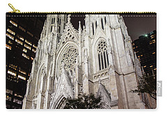 St Patrick Cathedral New York Carry-all Pouch