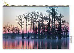 Carry-all Pouch featuring the photograph St. Patrick's Day Sunrise by Cindy Lark Hartman