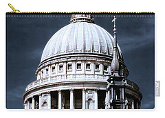 St. Paul's Cathedral's Dome, London Carry-all Pouch