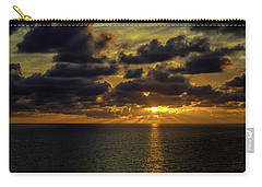 St. Pete Sunset Carry-all Pouch