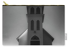 Carry-all Pouch featuring the photograph St. Peter's Church by Joseph Hollingsworth