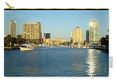 St Petersburg Florida Carry-all Pouch