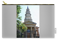 St. Phillips Episcopal Church, Charleston, South Carolina Carry-all Pouch