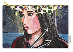 St. Philomena Carry-all Pouch