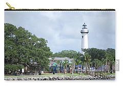 St. Simons Island Light Carry-all Pouch