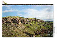 St. Stepanos Church At Sunrise, Armenia Carry-all Pouch