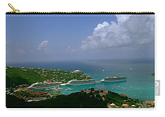 St. Thomas  Harbor Carry-all Pouch