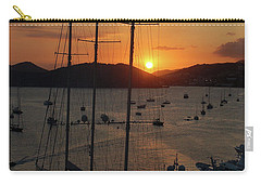 St. Thomas Sunset Carry-all Pouch