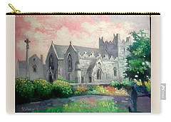 St Trinity Abbey Adare County Limerick Ireland Carry-all Pouch