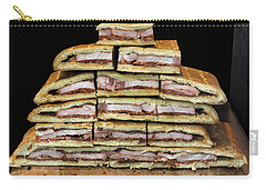 Stack Of Sandwiches Valencia Spain Carry-all Pouch