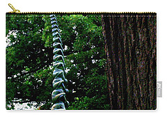 Carry-all Pouch featuring the photograph Stacking Infinity by Richard Ricci