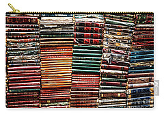 Stacks Of Books Carry-all Pouch