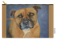 Staffordshire Bull Terrier Carry-all Pouch