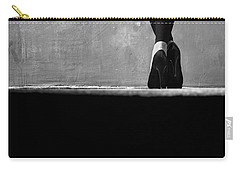 Carry-all Pouch featuring the photograph Stage by Andrey  Godyaykin