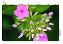 Carry-all Pouch featuring the photograph Stages Of Spring by Corinne Rhode
