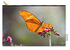Stained Glass Wings Carry-all Pouch