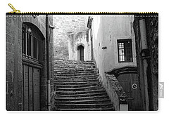 Stairs Worn By Time Carry-all Pouch by Hugh Smith