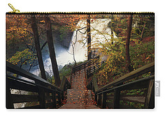 Stairway To Brandywine Carry-all Pouch by Rob Blair