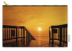 Carry-all Pouch featuring the photograph Stairway To Heaven by Everette McMahan jr