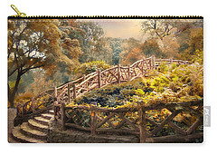 Stairway To Heaven Carry-all Pouch by Jessica Jenney