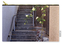 Carry-all Pouch featuring the photograph Stairway To Heaven by Suzanne Oesterling