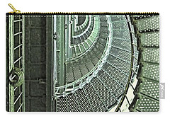 Stairwell Currituck Beach Lighthouse Carry-all Pouch