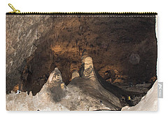 Stalagmite View Carry-all Pouch by James Gay