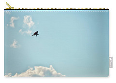 Carry-all Pouch featuring the photograph Stalling by Richard Bean