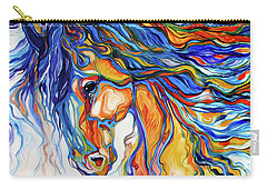 Stallion Southwest By M Baldwin Carry-all Pouch