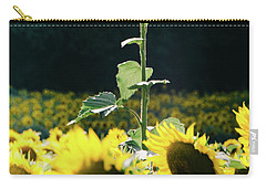 Carry-all Pouch featuring the photograph Stand Out 2 by Andrea Anderegg