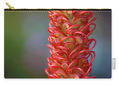 Carry-all Pouch featuring the photograph Stand Proud by Keith Hawley