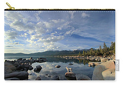 Carry-all Pouch featuring the photograph Stand Up For Nature by Sean Sarsfield