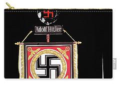 Standard Of The Leibstandarte Adolf Hitler Circa 1935  Carry-all Pouch