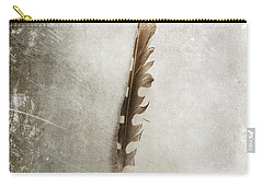 Standing Feather Carry-all Pouch