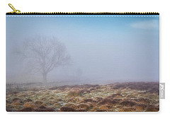Carry-all Pouch featuring the photograph Standing Fiercely by Jeremy Lavender Photography