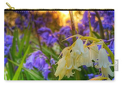 Standing Out Carry-all Pouch by Isabella F Abbie Shores FRSA
