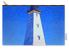 Standing Proud Lighthouse Carry-all Pouch