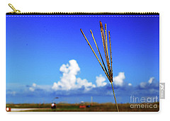 Carry-all Pouch featuring the photograph Standing Tall by Gary Wonning