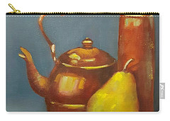 Standing Tall Carry-all Pouch by Genevieve Brown