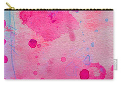 Carry-all Pouch featuring the painting Standing Tall by Tracy Bonin