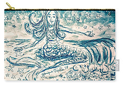 Star Bearer Mermaid Carry-all Pouch