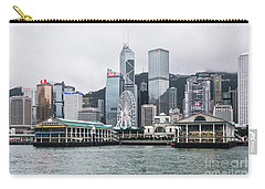 Star Ferry Building Terminal In The Central Business District Of Carry-all Pouch