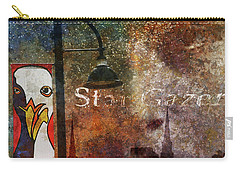 Star Gazer Carry-all Pouch by Ed Hall