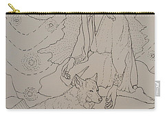 Star Maiden Carry-all Pouch